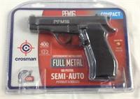 Crosman PM16 CO2 BB gun metal
