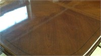 Broyhill dining room table with extras