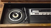 Mont Verde record player console stereo