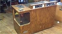 Capital presidential bingo machine