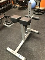 Back Workout Machine