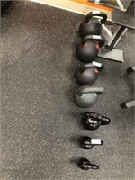 Kettle Bells/ Weights