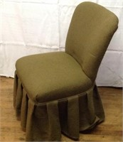 Vintage cloth chair
