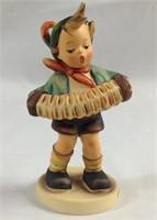 5 inch Goebel Hummel accordion boy