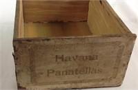 Antique Havana cigarbox