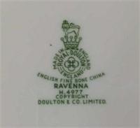 68 piece Royal Doulton Ravenna China