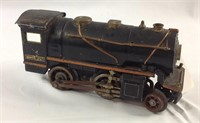 1930 Lionell oh gauge 258 engine train