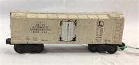 1947 Lionel o gauge milk car