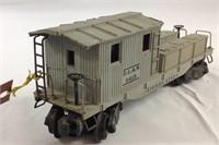 1948 Lionel wrecker caboose.027 gauge
