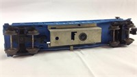 1959-62 Lionell navy helicopter O gauge Car