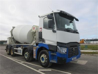 2015 RENAULT C430 at TruckLocator.ie