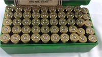 43 Rounds 45 Colt ammunition