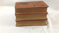 3 Vintage George Elliot's works books