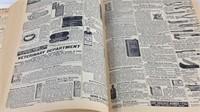 2 reprint Sears & Roebuck Catalogs