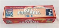 1990 score NFL complete set football cards