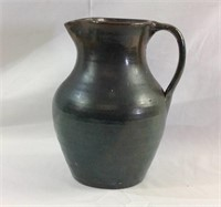 Vintage 10 in North, State pottery pitcher NC
