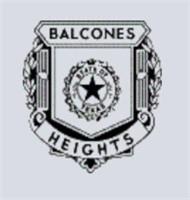 CITY OF BALCONES HEIGHTS 04-06-21