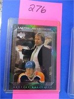 Hockey Card Collection Auction