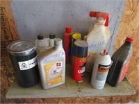 OIL ITEMS