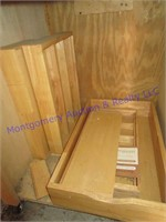 CABINET ON ROLLERS