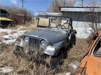 1947 Jeep Willy