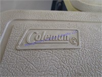 (2) COOLERS