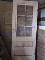 WOOD DOORS