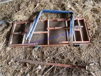 SHEARING STAND