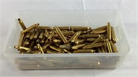 A lot of 7MM Win Mag Brass for reloading