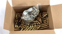 Lot of 38 & 357 Empty Brass for reloading