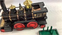Beam's grant locomotive decanter