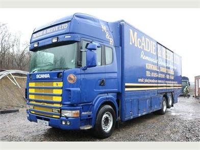 2002 SCANIA P114.380 at TruckLocator.ie