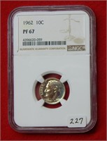 Weekly Coins & Currency Auction 3-26-21