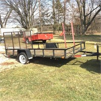 Online Dump Truck, Lawn Care Business Onsite Youngstown OH