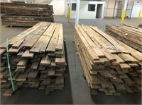 Online Lumber Auction #3