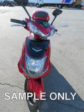 HUGE ELECTRIC BIKE & SCOOTER AUCTION TBA