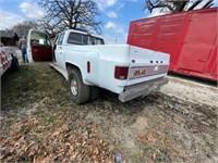 1984 GMC Sierra Classic 3500 Pickup 4-door 86380mi