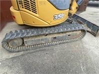 2007 John Deere 35D Excavator