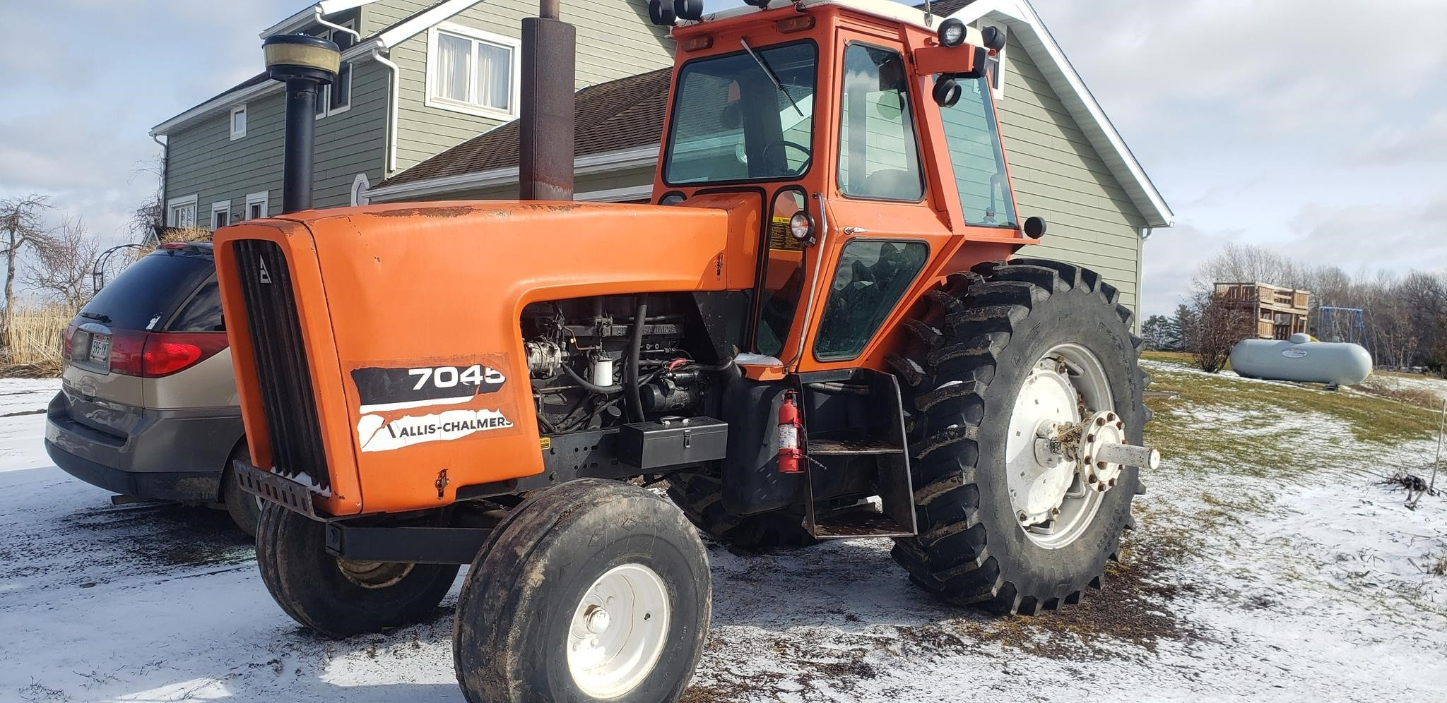 Allis Chalmers Tractors For Sale In Wisconsin 24 Listings Tractorhouse Com Page 1 Of 1