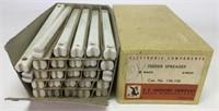 E.F. Johnson Feeder Spreaders, Box of 25