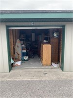 Northwest Michigan Area Storage Unit Auction