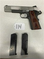 Springfield Armory Model 1911-A1 Cal .45 Pistol