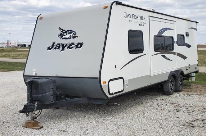 2015 Jayco 22' Camper Jay Feather SLX