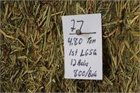Hay, Bedding, Firewood #12 (3/24/2021)