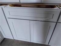 Stone Harbor Grey 14 piece kitchen set
