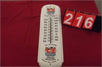WOOLSEY MARINE FINISHES ADV THERMOMETER