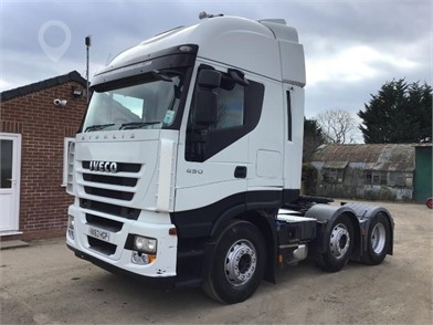 2013 IVECO STRALIS 450 at TruckLocator.ie