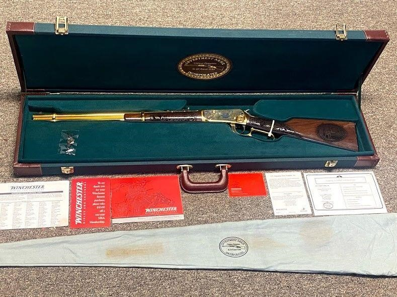 Winchester Mod 1894  Special Ed. Henderson Co, KY