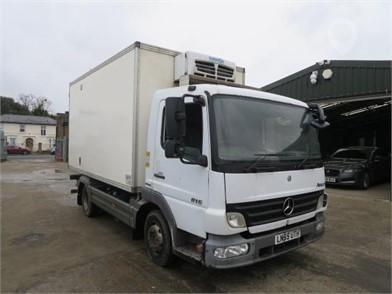 2009 MERCEDES-BENZ ATEGO 816 at TruckLocator.ie