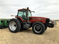 2001 Case IH MX200 MFWD Tractor w/ RTK Steering